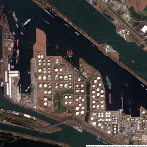 Satellite Imagery for Oil and Gas